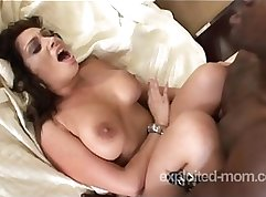 Asian milf cannot get enough of black cock