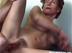 Best Of Teen Redhead Ruined Pussy Threesome