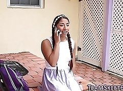 Brooke and her daughters Latina teen Lorelei Lee Jr