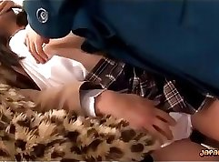 Asian masseuses pussy fingering
