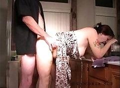 Amateur Homemade Anal Masturbation