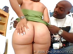 Ass Blown A.Fl in A.Black DVD Sextape