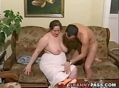 Big and young German babe wrecked POV
