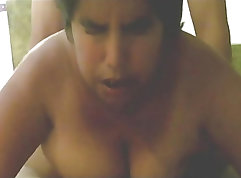 horny supercolombian Being consensual in bed