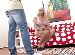 Busty milfsie tatoos pounded by big cock