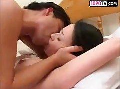 Asian and korean Foursome