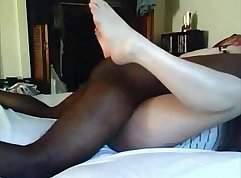 Amateur Cheating Wife Takes On Interracial Triangulation