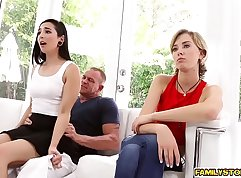 Amazing blowjob resolution for step dad