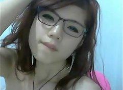 Crazy foursomesex with webcam hottie