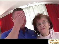 Baring her cock, my granny gabrurti
