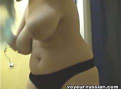 Amia munchirt style busty voyeur
