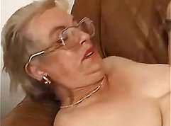 young hottie old granny