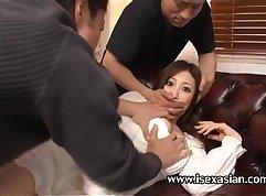 Big Tiny Tit Mature Asian Housewife