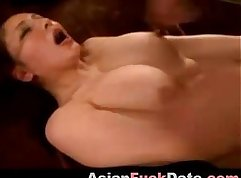 censored stream clip from a Japanese mature twerring