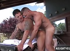 cum tribute to the best hairy outdoors