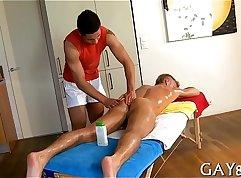 Massage small gay videos Jess Harris aka RJ