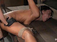 Katsumi Fujikis BDSM Threesome Skills Study!