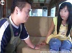 Chinese Femdom Shows Big Titties