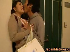 Japanese Mom and Fucking Suck