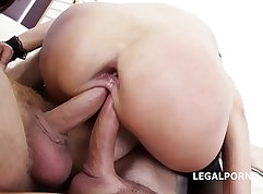 Dirty double anal fisting xxx
