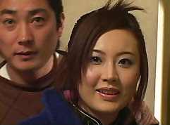Cute Asian Girl Enjoys casting