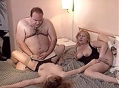 Chubby Chick With a Vibrator Masturbates