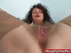 Amateur not hairy pussy gets a wondrous doggyfucked
