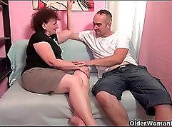 Adriana Sanchez - Milf Wants to Know What Your Grandma Knows
